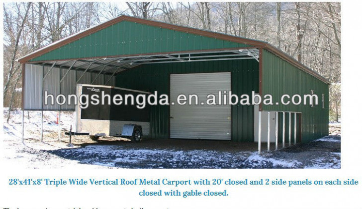 China Cheap Carport With Small Shed Garage Price Buy ..