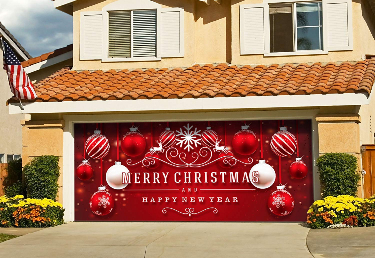 Christmas Garage Door Decorations To Make, Create And ..