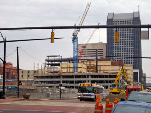 City Set To Build Two Downtown Parking Garages ..