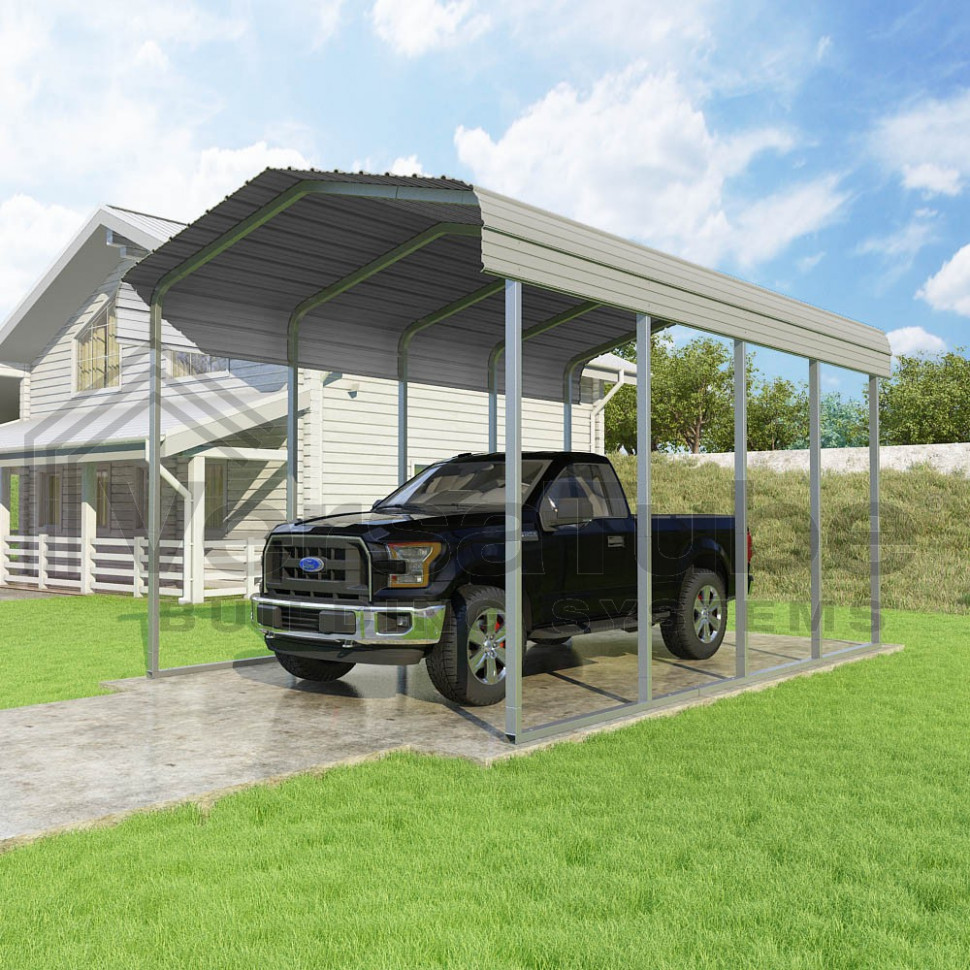 Classic Carport Roof Only 12 X 20 X 10 Carport Or ..