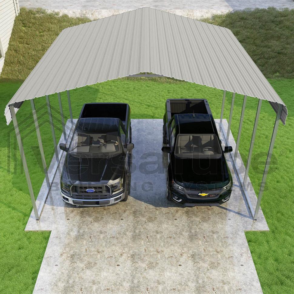 Classic Carport Roof Only 20 X 20 X 12 Carport Or ..