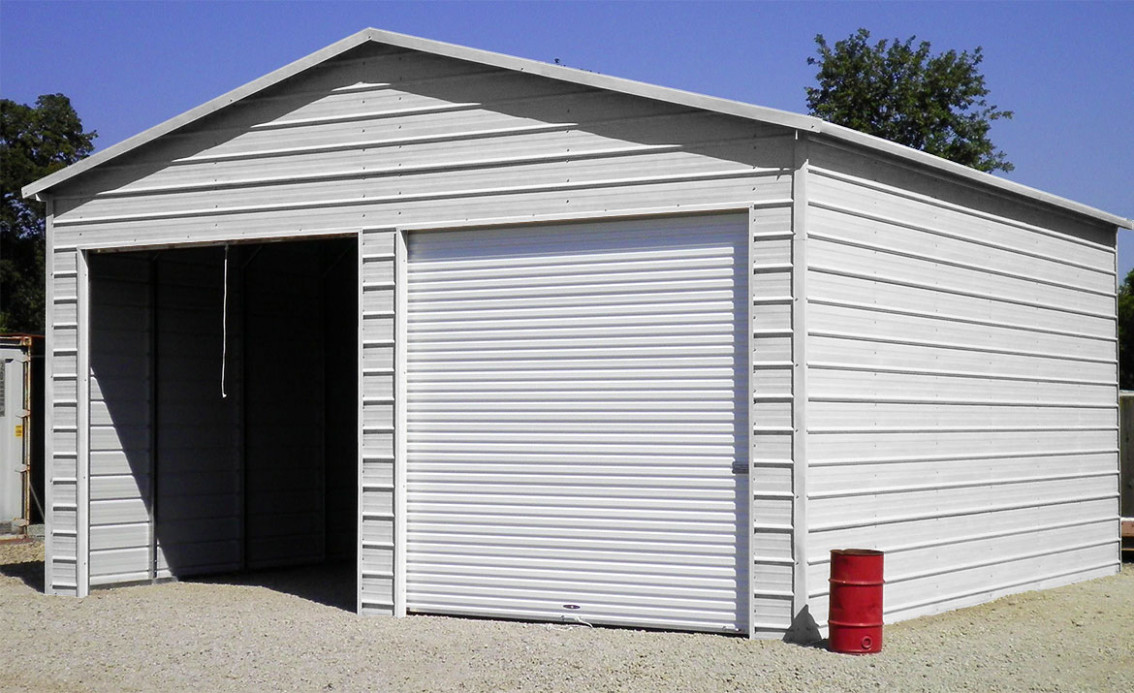 Color Your Building, Carport Or Garage Pole Barn Vs Carport Garage
