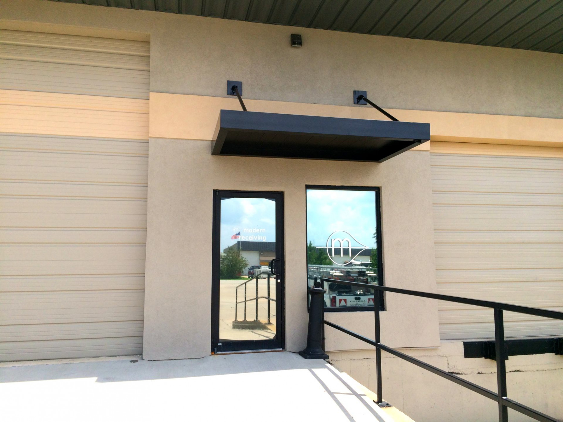Commercial Awnings | Kansas City Tent & Awning | Metal ...
