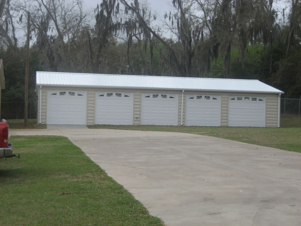 Commercial Metal Buildings Metal Structures, LLC