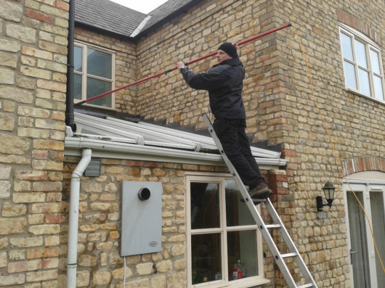 Conservatory Carport Roof Cleaning | Eclipse Exterior ..