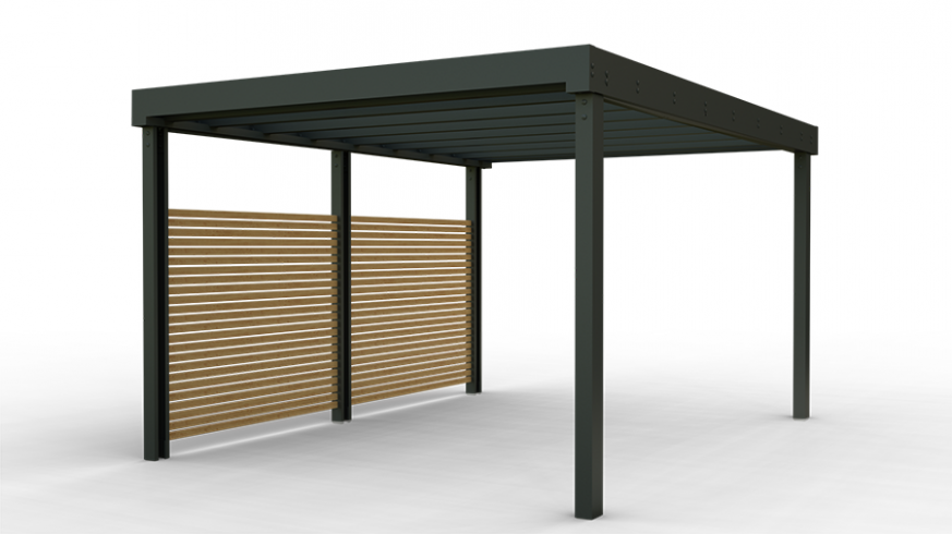 Contemporary Carports And Shelters Launch In The U.K ..