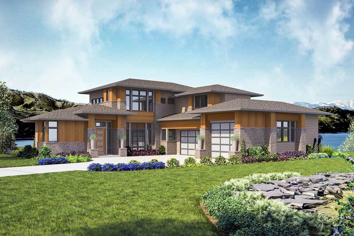Contemporary House Plans Architectural Designs Contemporary Carport Design Architecture