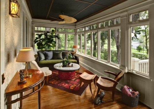 Contemporary Sunroom Pictures, Photos, And Images For ..