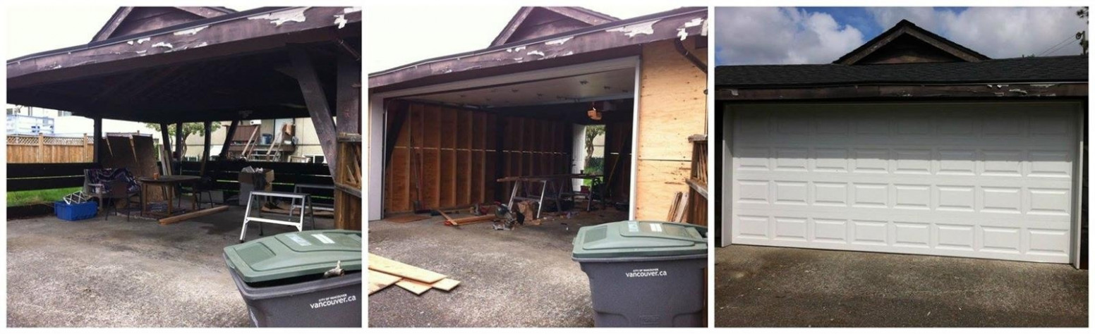 Converting Carport Into Garage Uk | Home Design ..