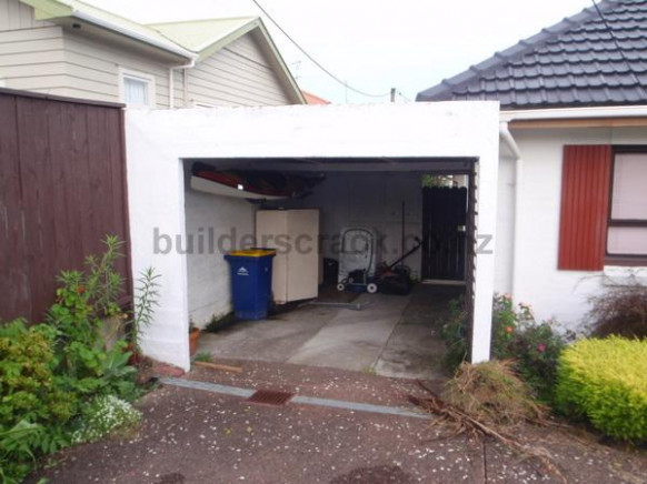 Converting Existing Carport Into A Garage (# 5286 ..