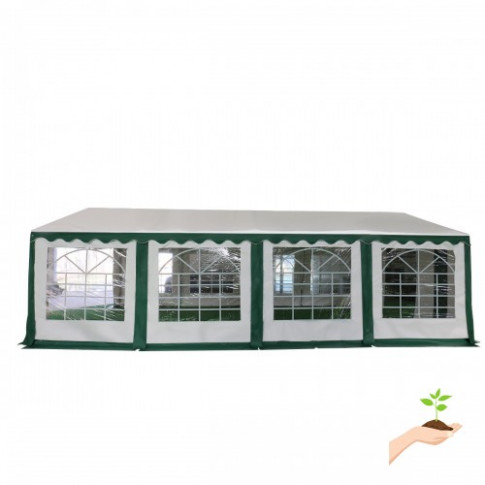 Costway 16 2/5'X26' Tent Shelter Heavy Duty Outdoor Party ..