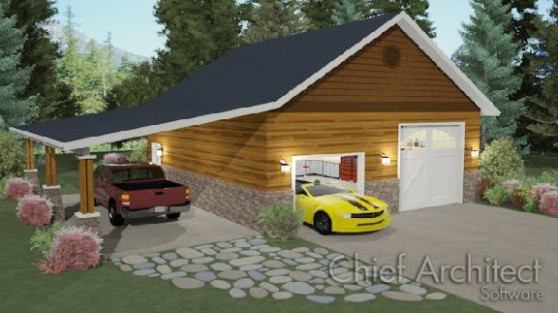 Creating A Carport Carports Connected To Garage