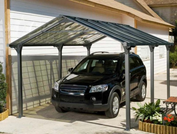 Creating A Minimalist Carport Design - interior decorating ...