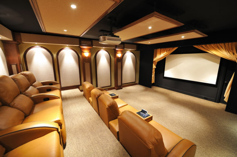Creating Your Own Home Theater Room | How To Build A House Design Carports Modern