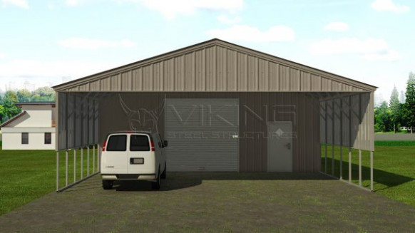 Custom Metal Buildings, Steel Structures Utility And ..