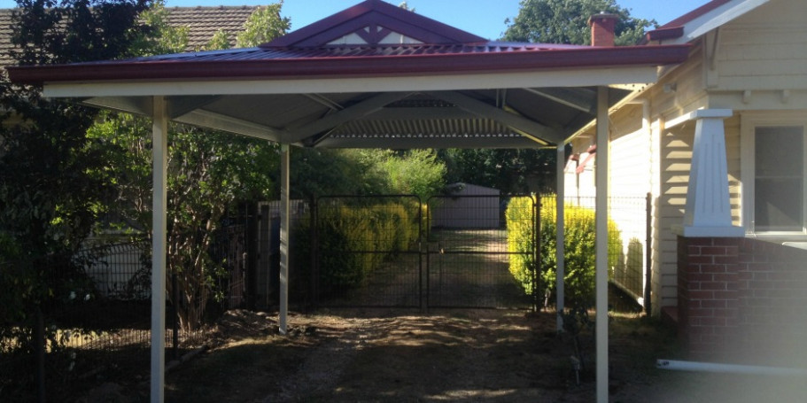 Custom Sheds In Melbourne, Steel Frame Sheds Victoria Carport Ideas Victorian