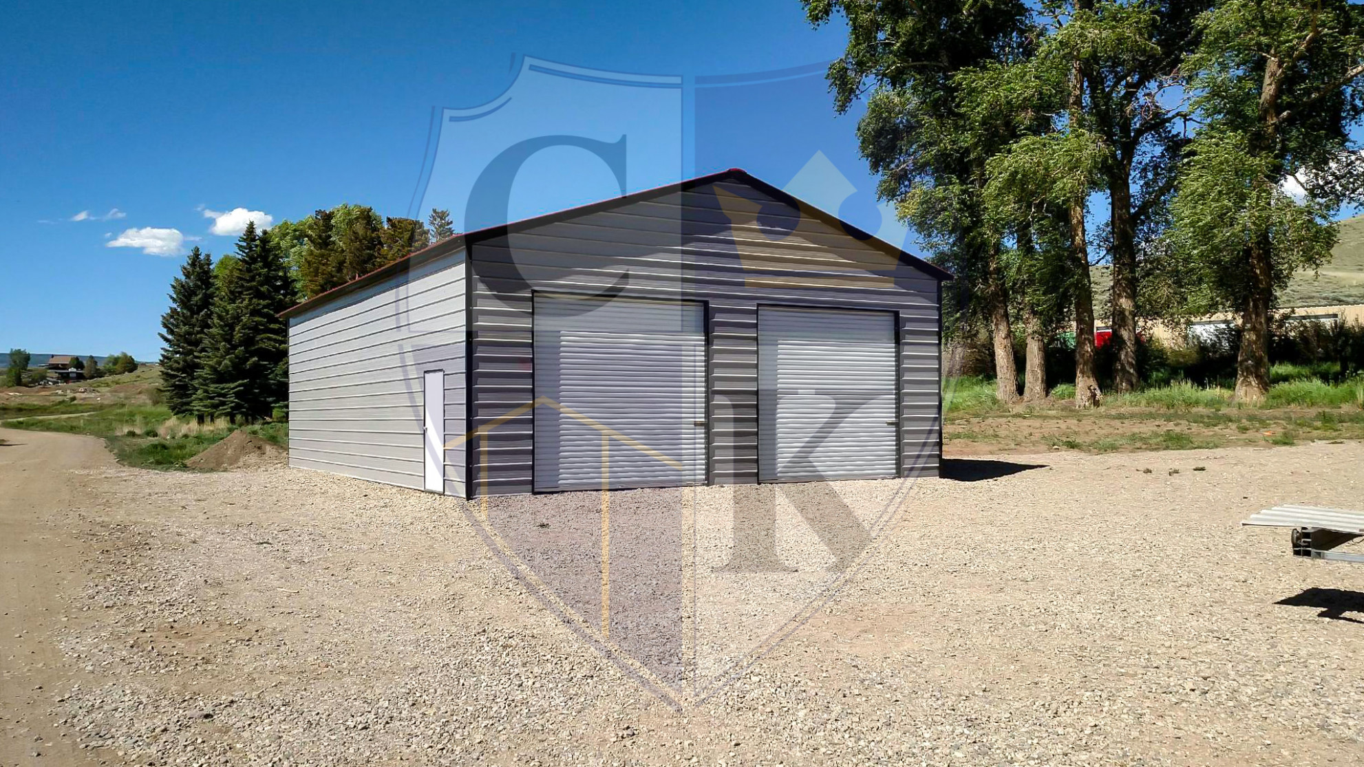 Customize Your Metal Garage – Carport Kingdom Carport Instead Of Garage
