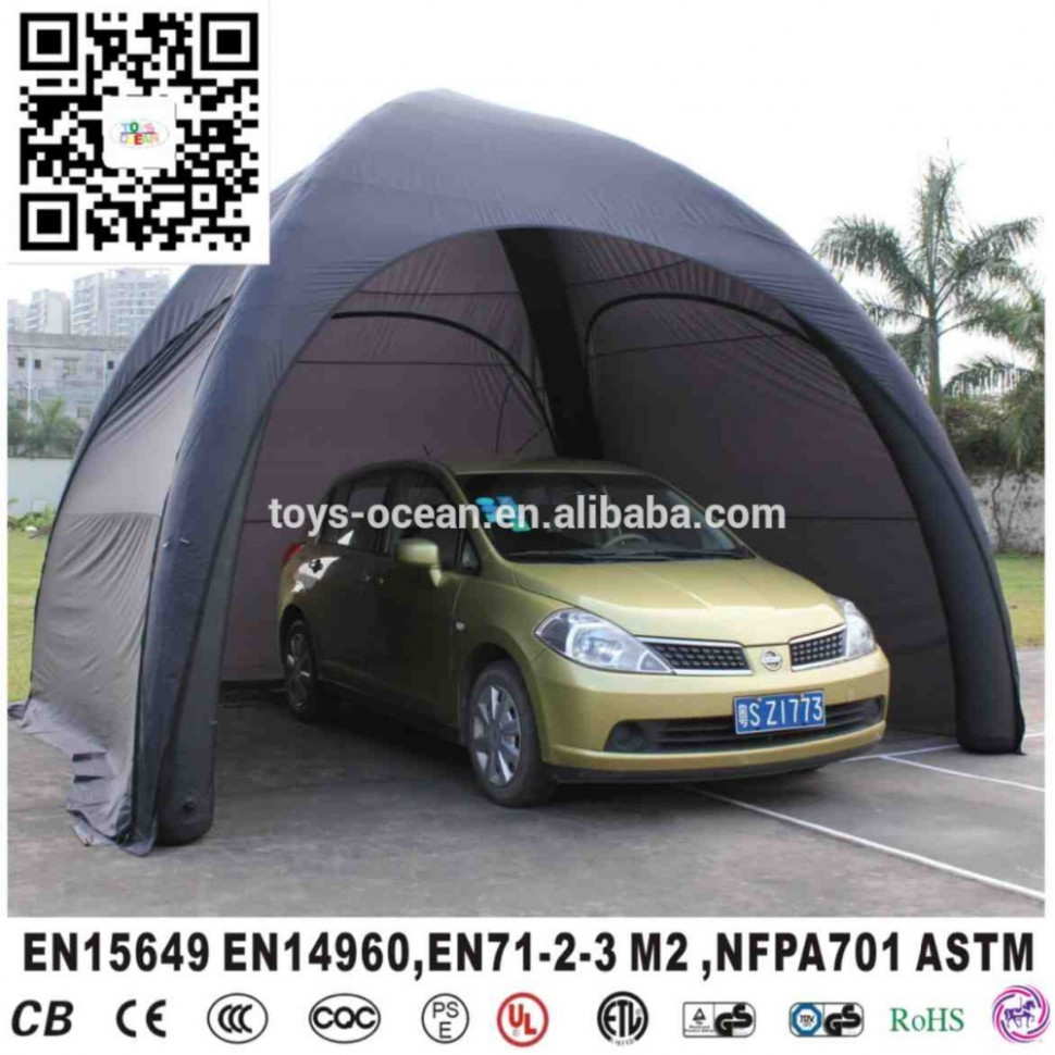 Customized Size Inflatable Tent Garage Car Waterproof Carport - Buy  Inflatable Tent Garage Car,Waterproof Inflatable Carport,Inflatable Car  Wash Tent ...