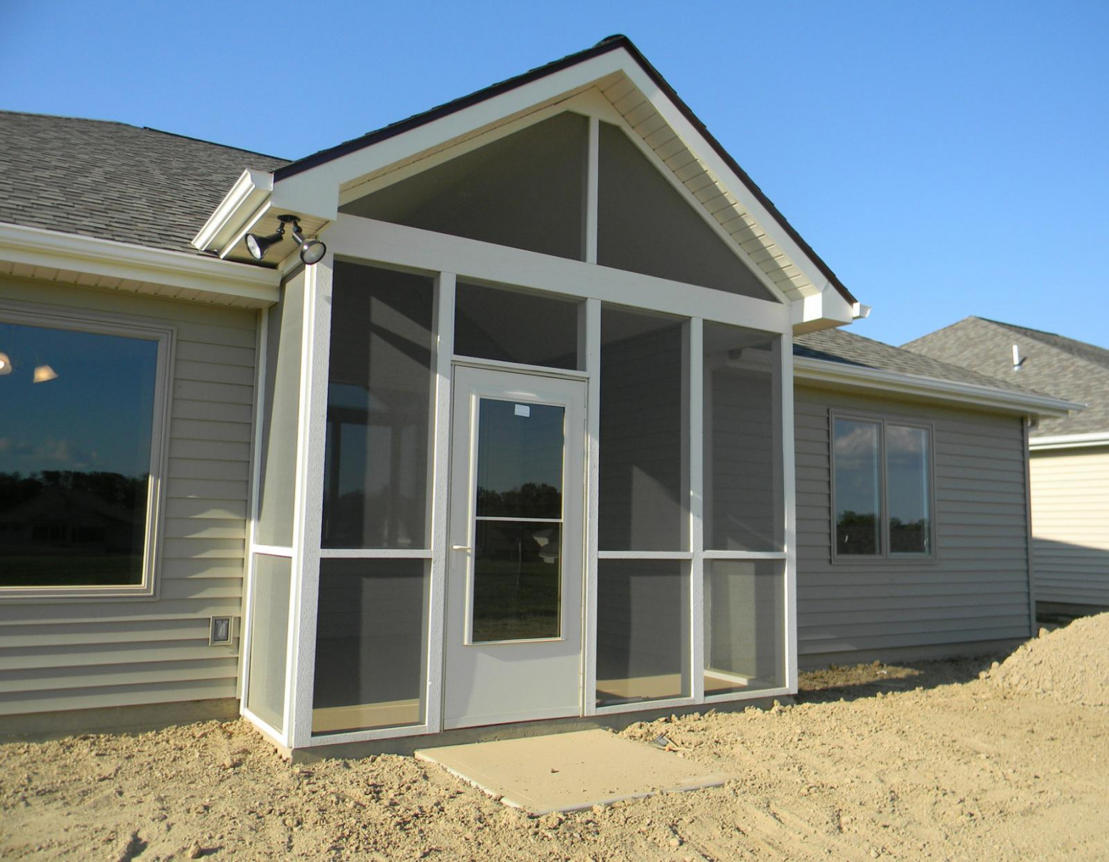 Decks, Screen Porches And More! | Lancia Homes Screened In Carport Ideas