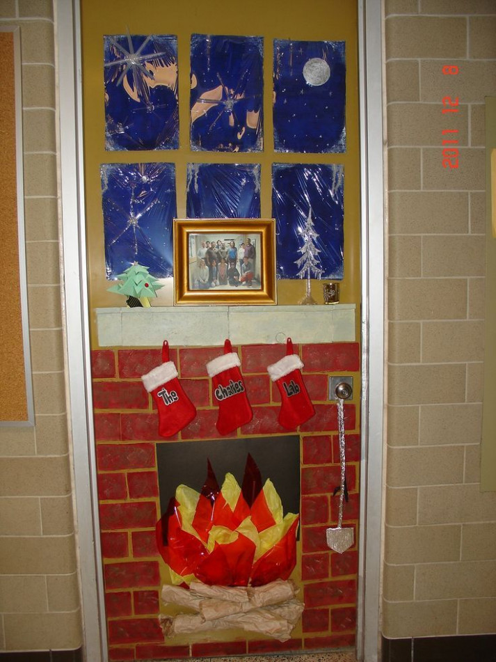 Decorating Christmas Teacher Classroom Doorway Ideas ..