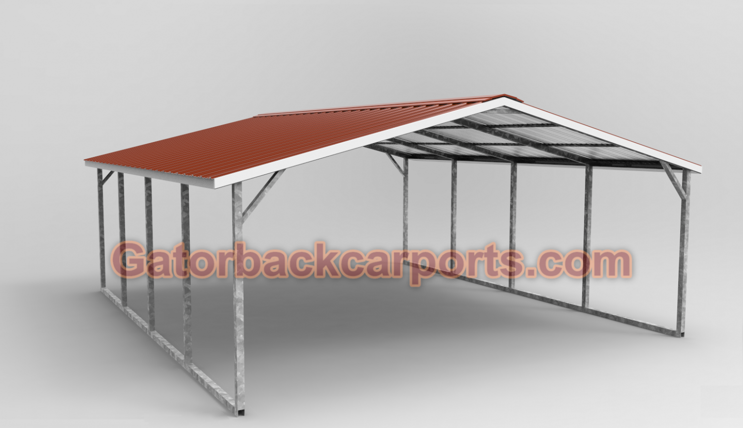 Decorating: Side Wall Carport Canopy In White For Outdoor ..