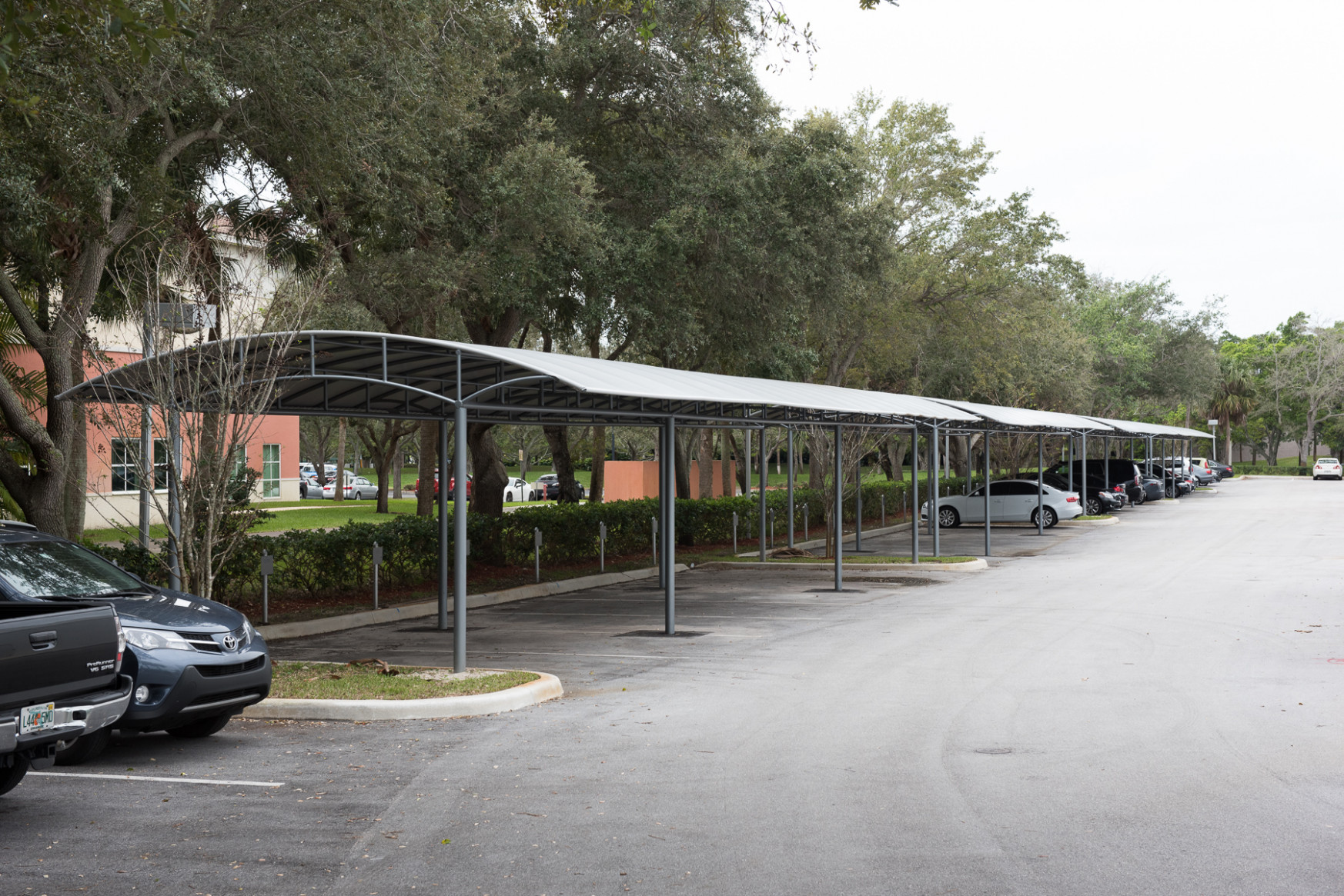Designing An Automotive Shade Structure For Your Business ..