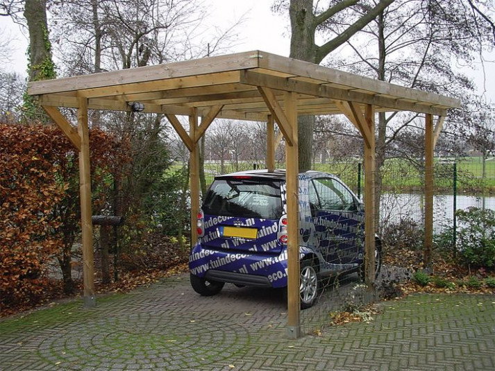 Detached Carport | Free Standing Carport | Car Ports ..