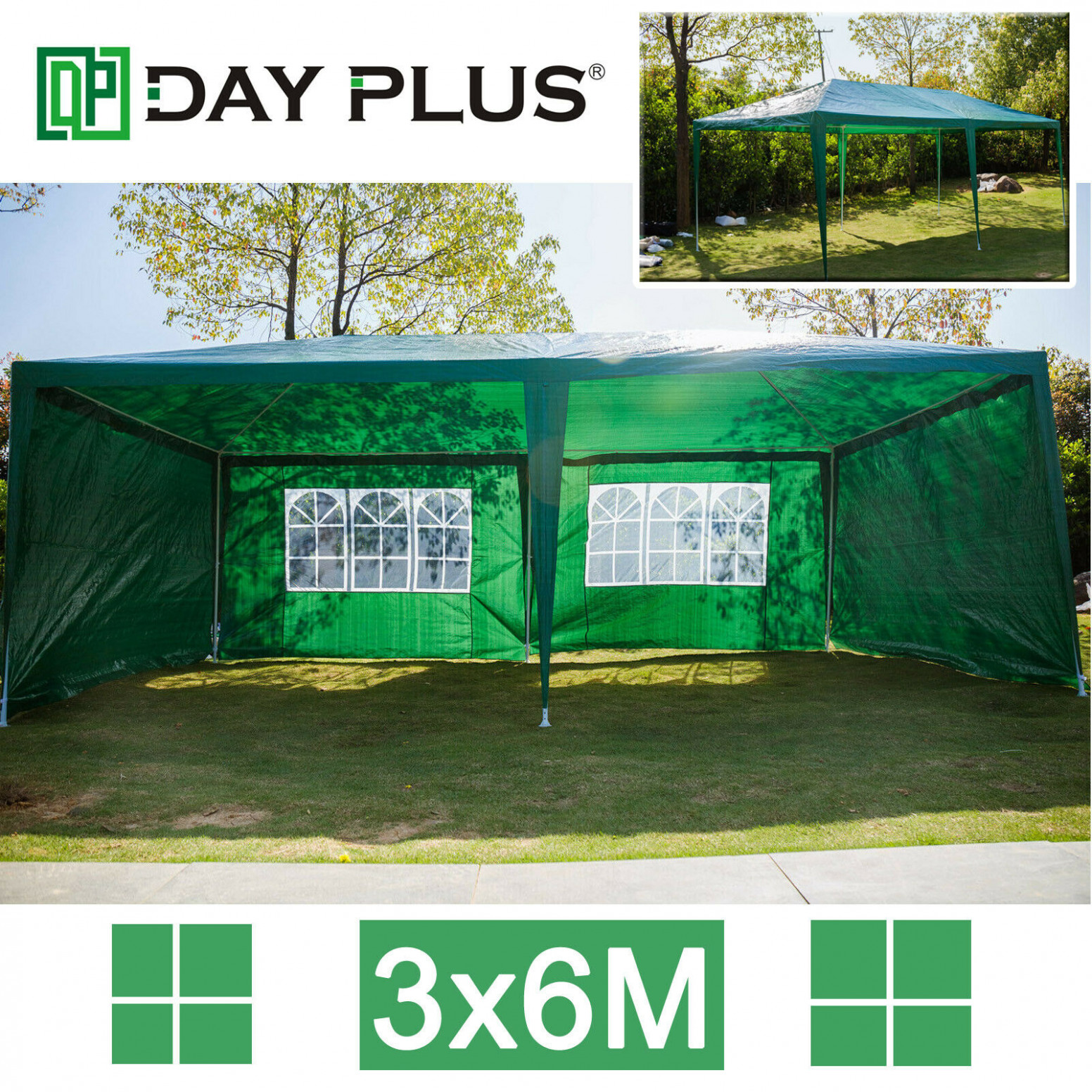 Details About 10X10M Outdoor Car Canopy Portable Cover 1100G Gazebo Garage Shelter Carport Tent Carport Canopy Northern Ireland