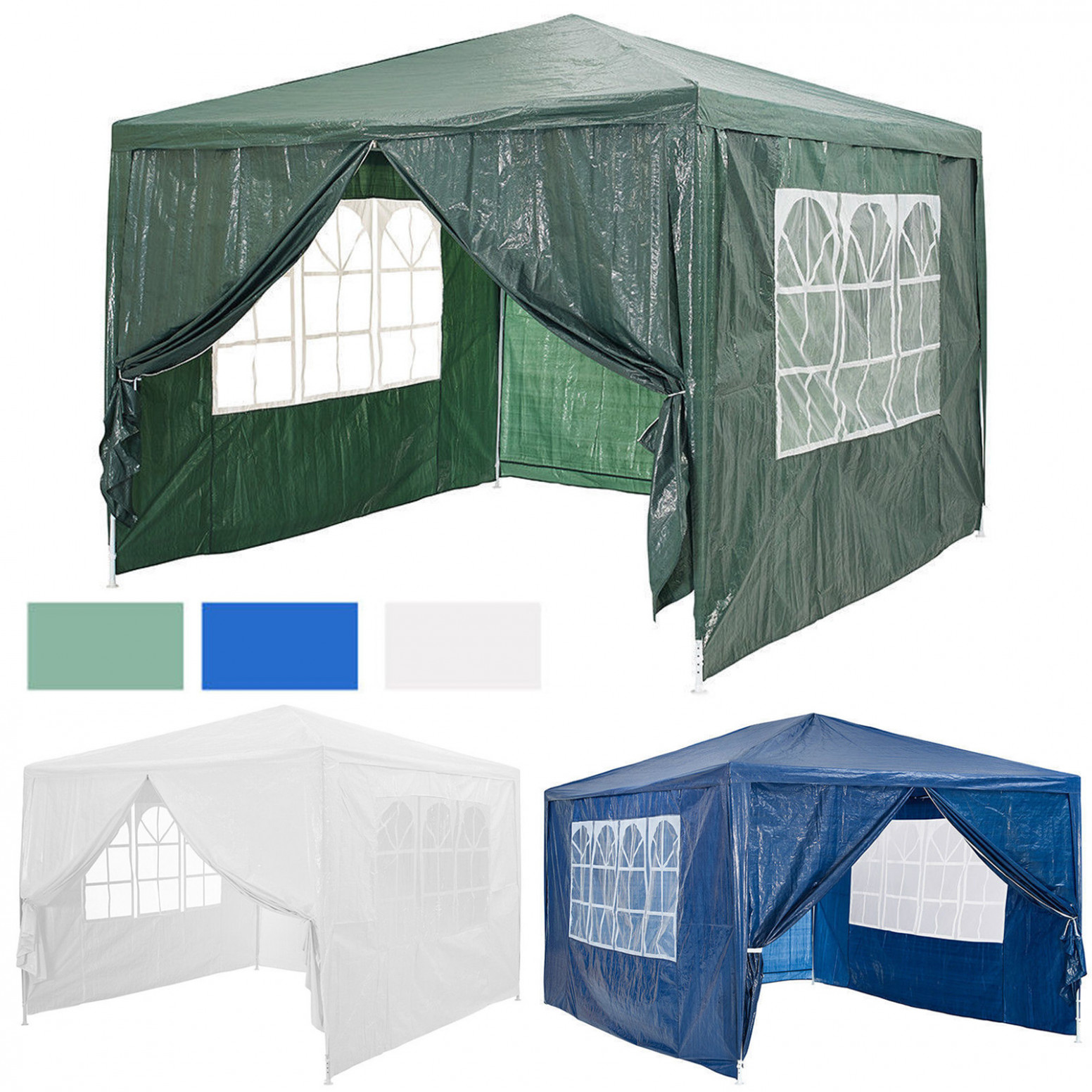 Details About 7m X 7m Outdoor Car Canopy Portable Cover Gazebo Garage Shelter Carport Tent UK Carport Tent In Guangzhou