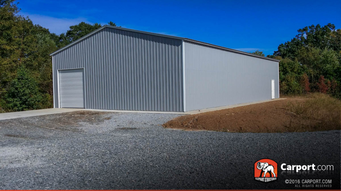 Details About 9×9 Prefab Commercial Metal Building Building A Carport In Front Of Garage