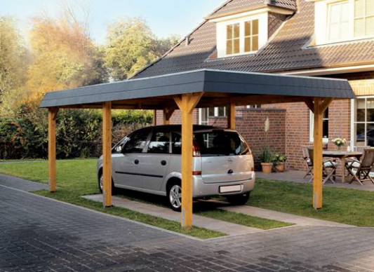 Difference Between Garage And Carport Difference Between Carport & Garage