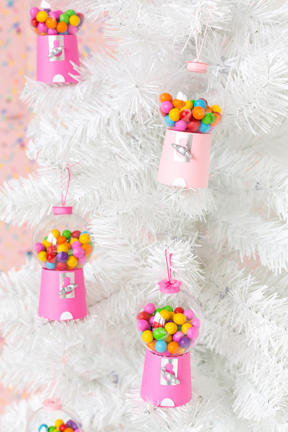 DIY Candyland Christmas Decorations & Ornaments • The Budget ..