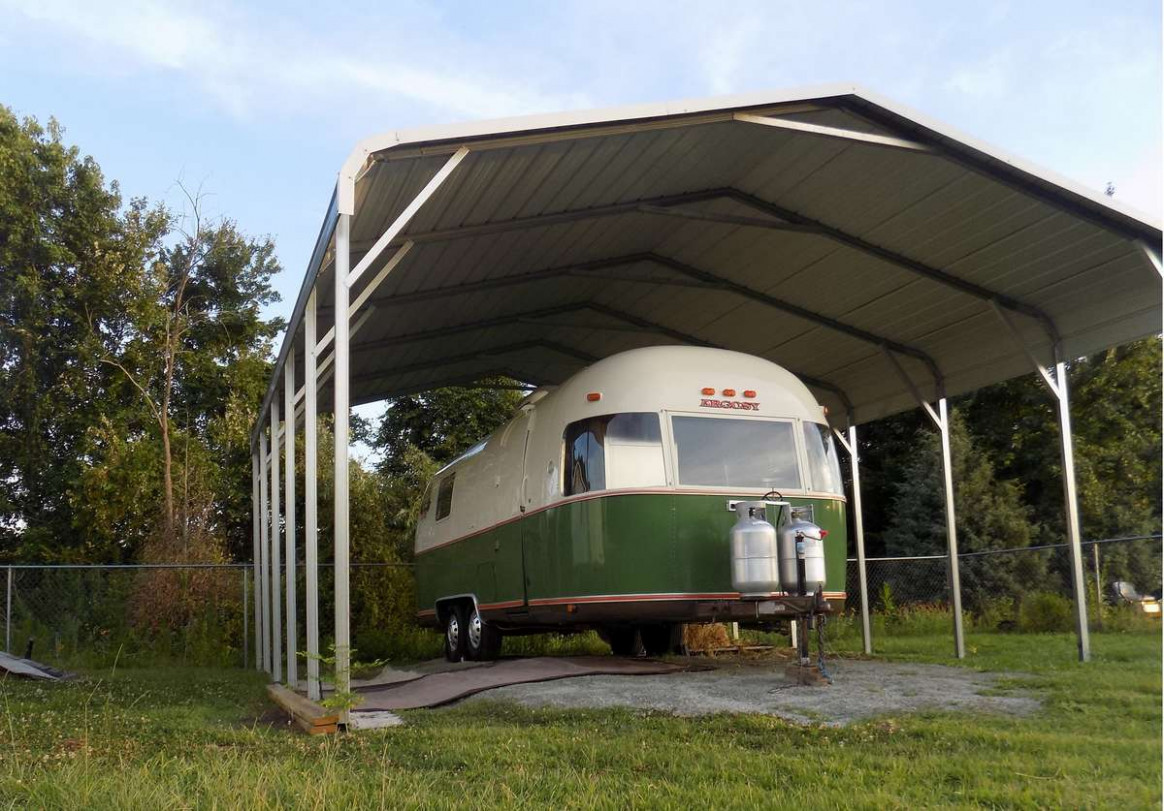 DIY Carport Canopy | Learn How To Build A Carport Tent In An ..