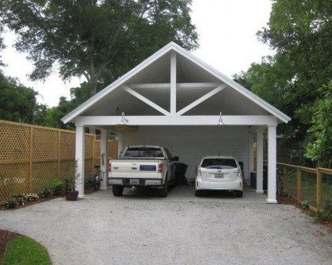 Diy Carport | Houzz Carport Ideas Victorian
