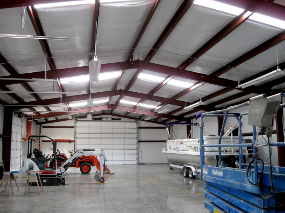 DIY Garages And Steel Shop Building Kits | Sunward Steel ..