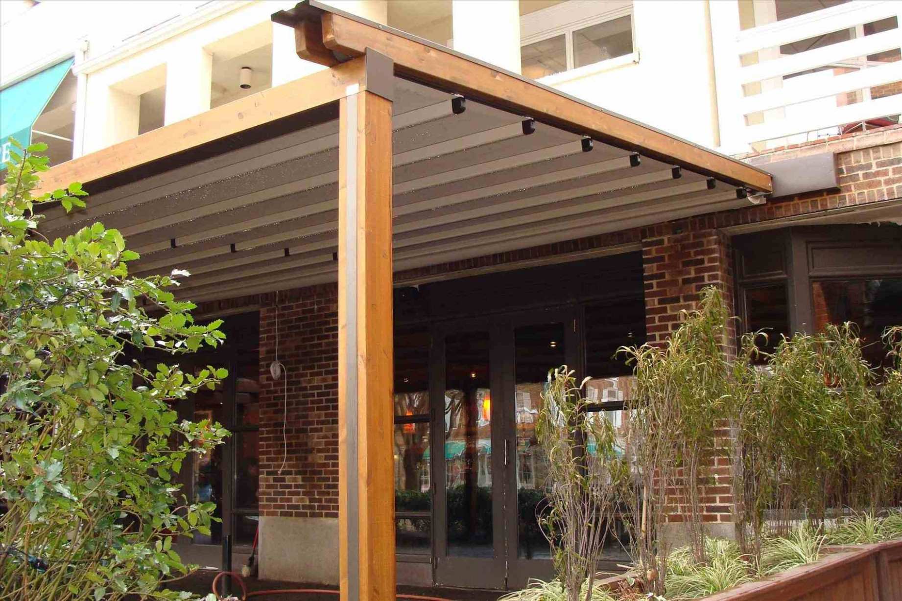 Diy Roofing Design | Home Roof Ideas Slanted Roof Carports