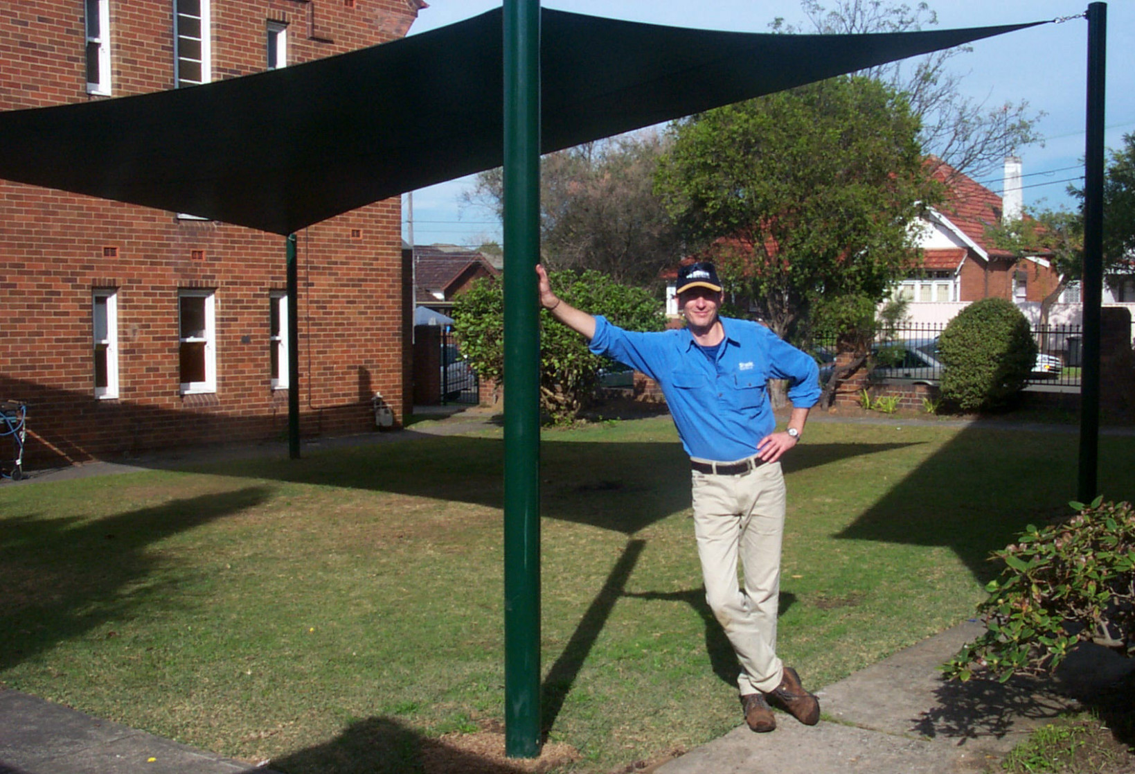 DIY Shade Sail: Simple, Practical, And Recommended ..