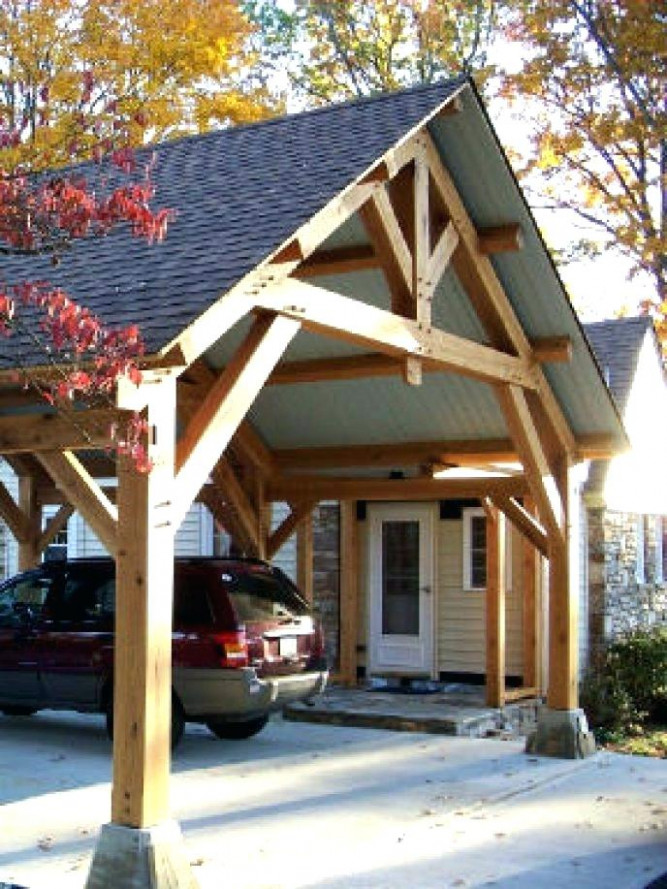 Diy Timber Frame Carport Kits - Do It Your Self