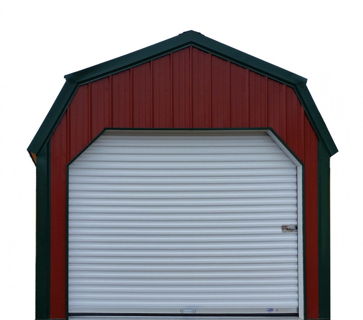 DOORS (Include Curtain Panels, Tension Adjuster, Axle Drums, Track, Stiffener, Springs, Latches And Hardware Kit) Carport Garage Door Kit