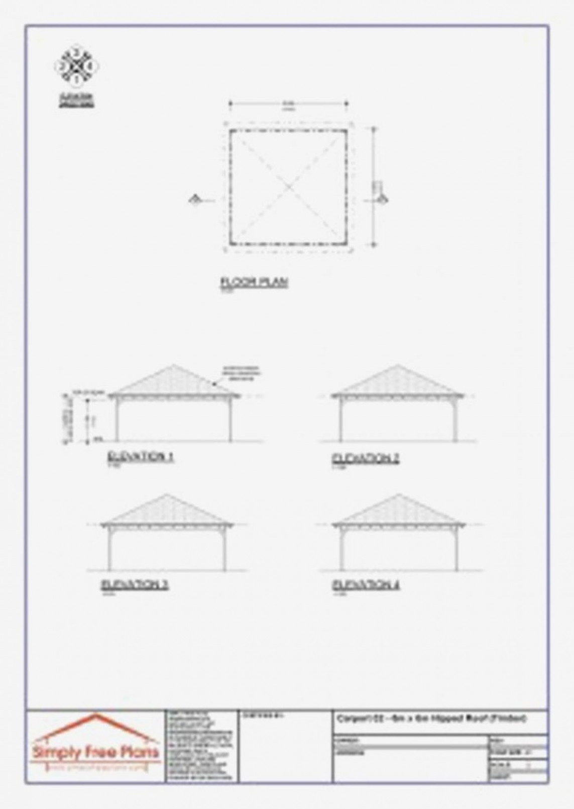 Double Carport Plans Ideas Plan 10 G – Takoj