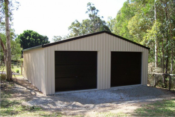Double Garages Colorbond Garage For 2 Cars 6x6 & More Carports Instead Of Garage