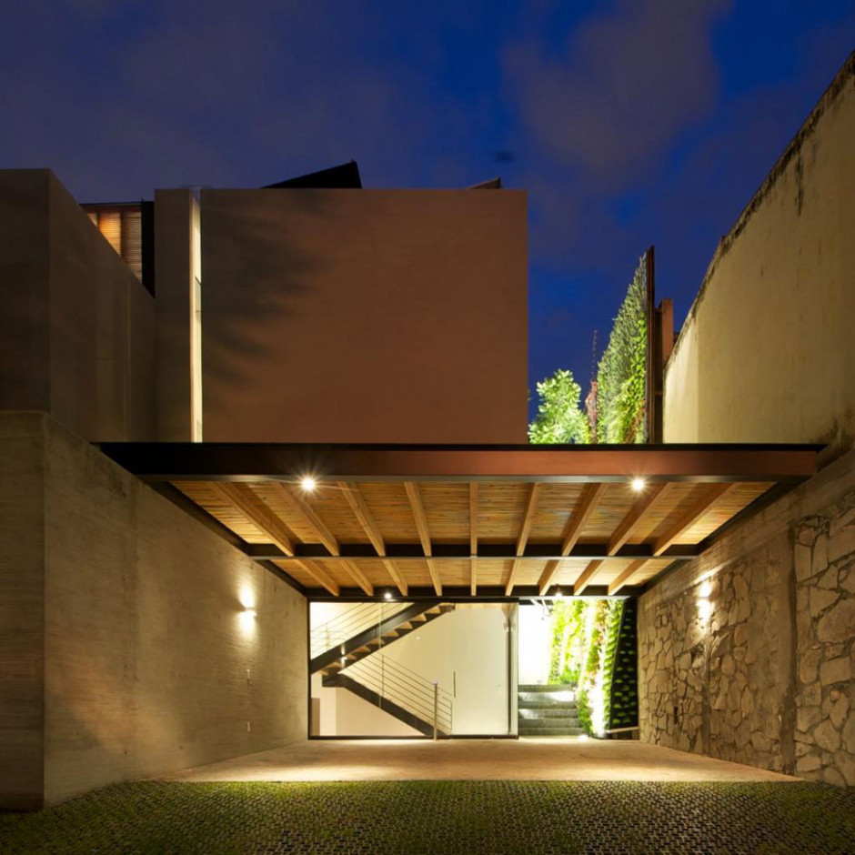 Dream Home Filled With Everything You Ever Wanted Carport Contemporary Zones