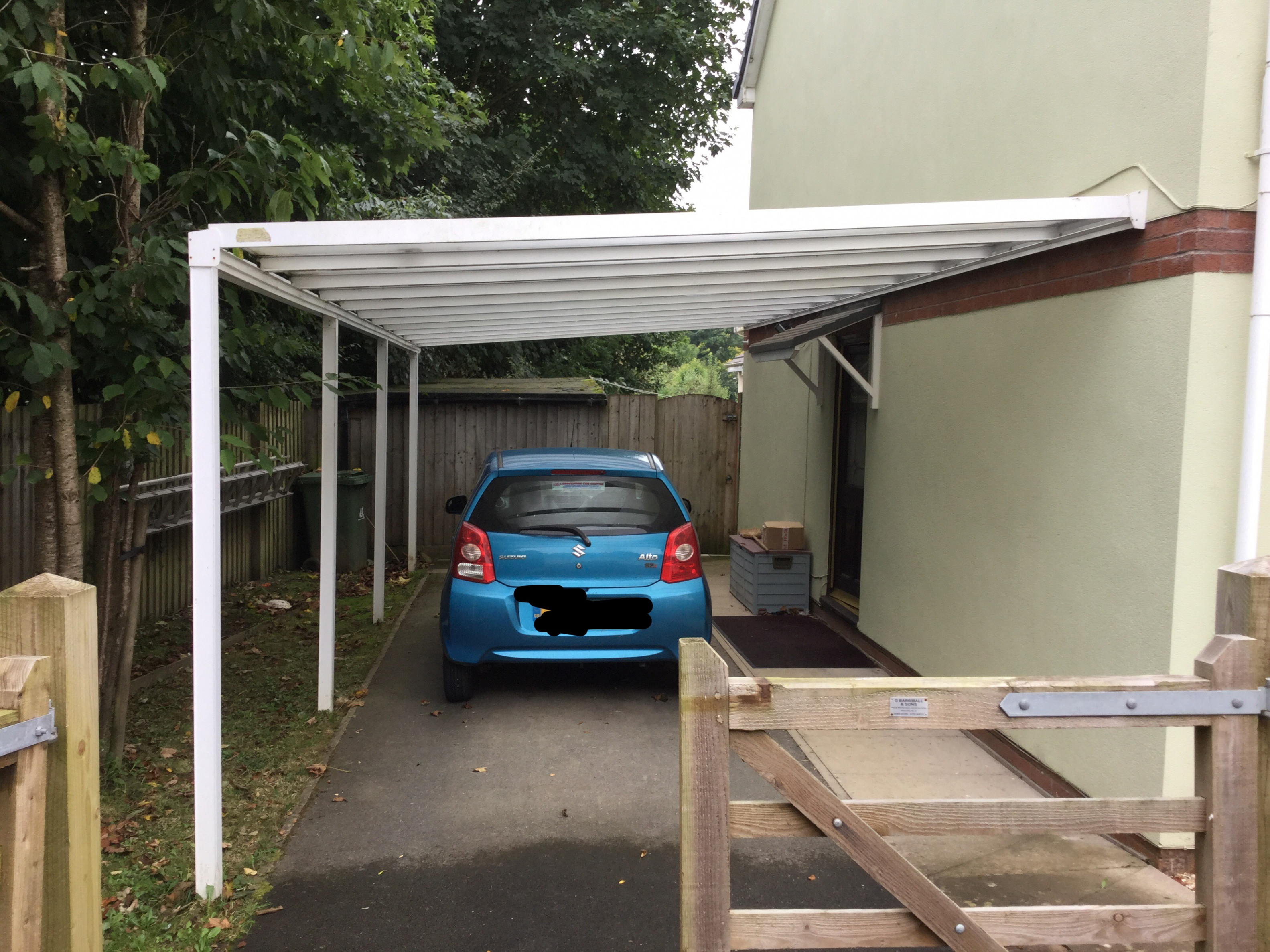 Driveway Carport Review | LuMac Canopies And Carports Carport Canopy Driveway