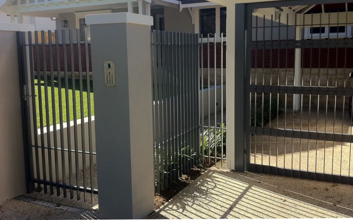 Driveway Gates Perth | Feature Fencing