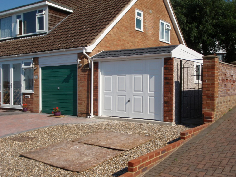 Duchess Range | Concrete Garages | Garages Uk Carport Garage Uk