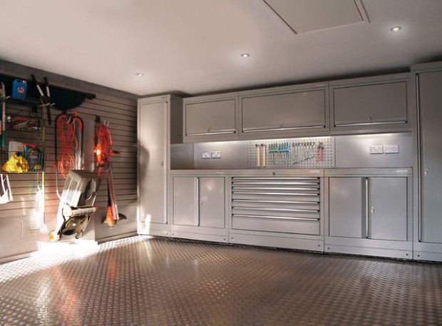 Dura Fitted Garages Contemporary Garage And Shed ..