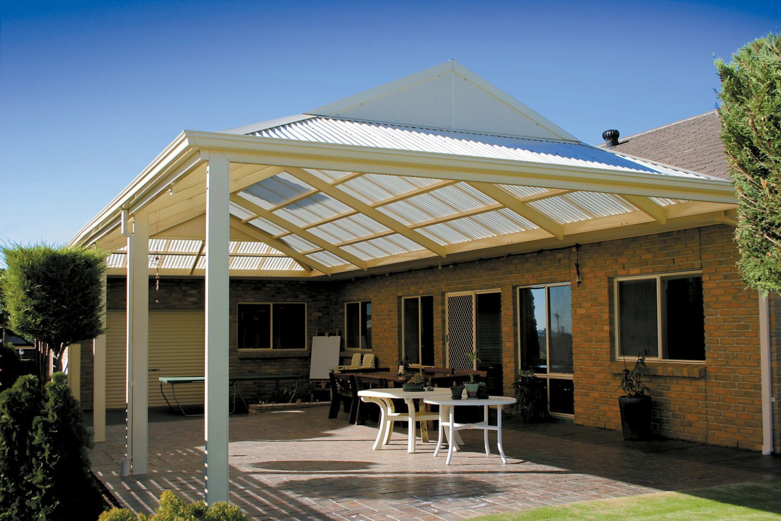 DUTCH GABLE Carport And Verandah Wholesalers Gable Roof Carport Attached To House