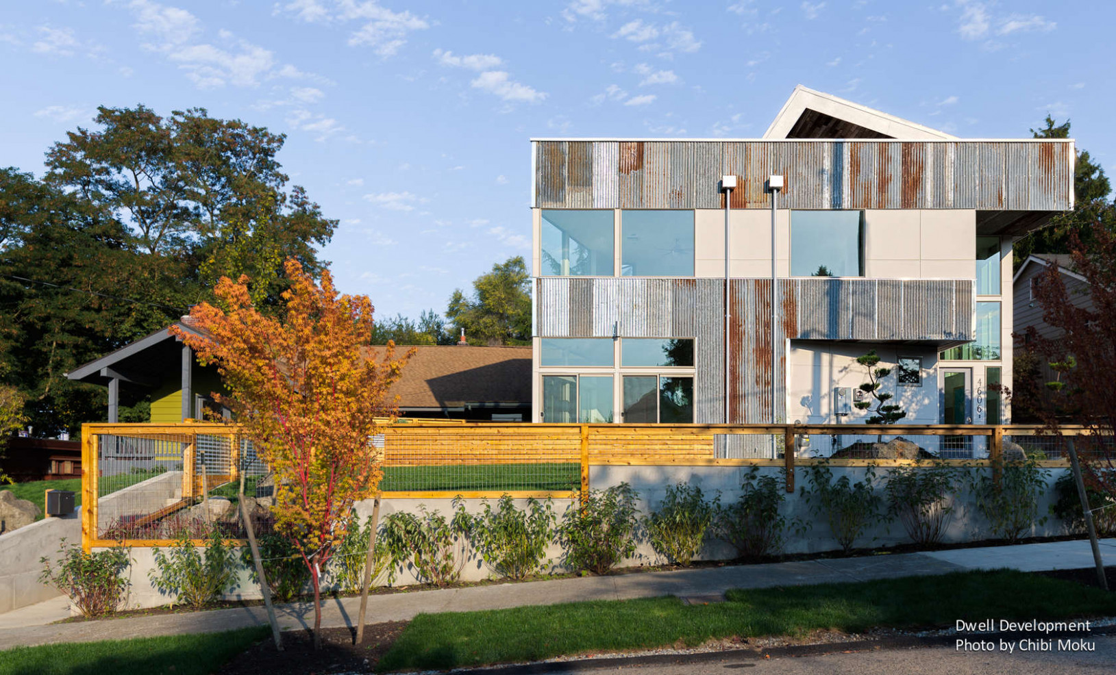 Dwell Development | Reclaimed Modern | Seattle, WA ..