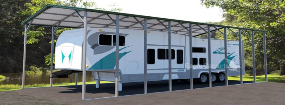 Eagle Carports RV Covers – 18′ To 30′ Wide Alto Portable ..