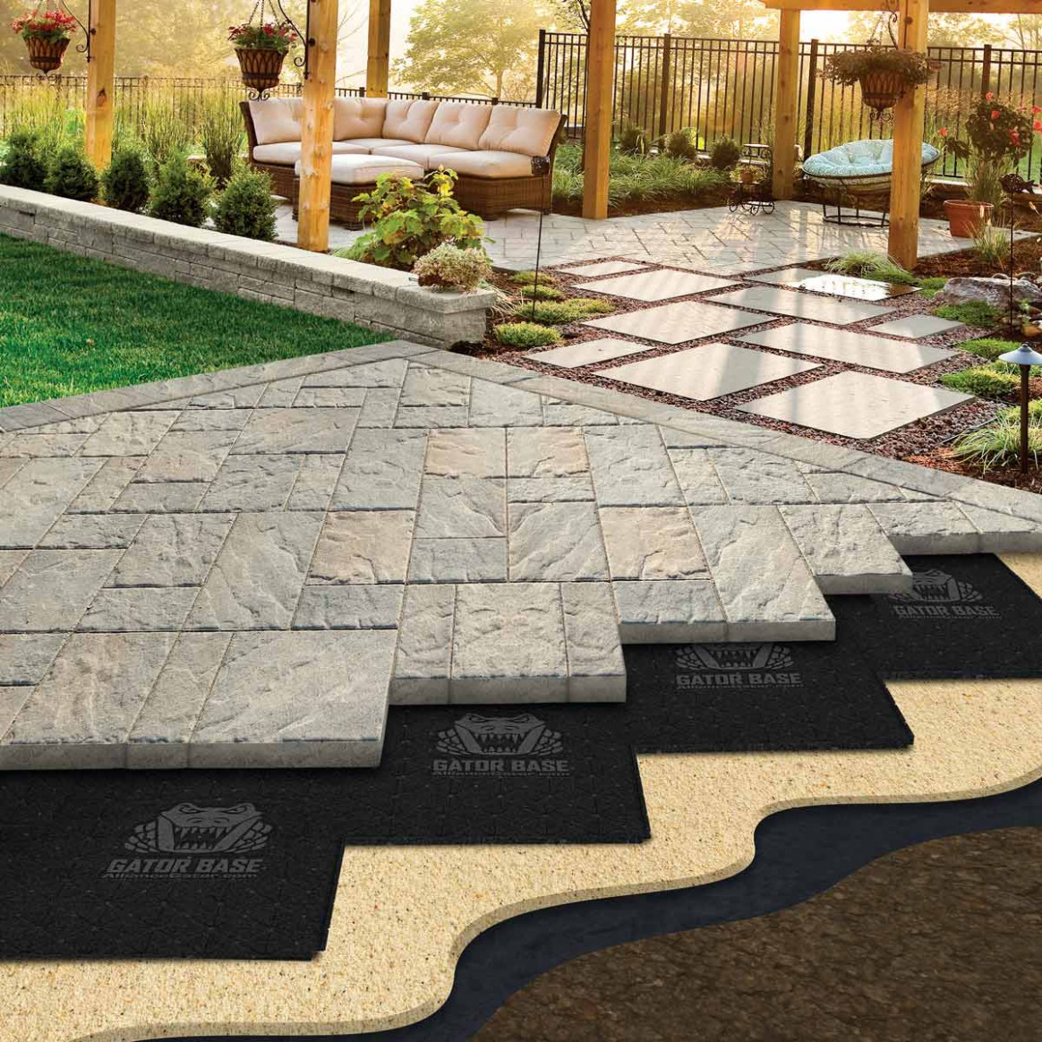 Easier Paver Patio Base That Will Save Your Back   Family ..